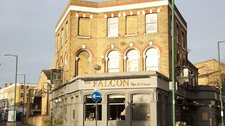 Falcon Arms has been bought by Brent Council (Photo by Adam Tiernan Thomas)