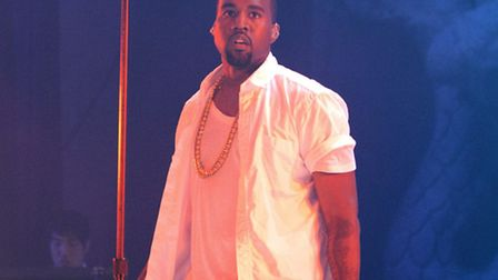 Kanye West. Picture: PA Wire