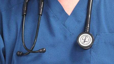 NHS doctor. Picture: Lynne Cameron/PA Images