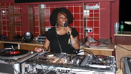 Lorraine King, digital news editor at the Brent & Kilburn Times, will be spinning the decks for Bail