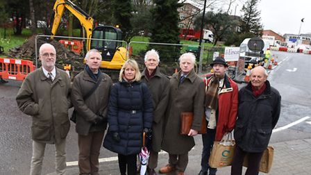 Members of the Islington Society are concerned about TfL's plans for Highbury Corner. Picture: Ken M
