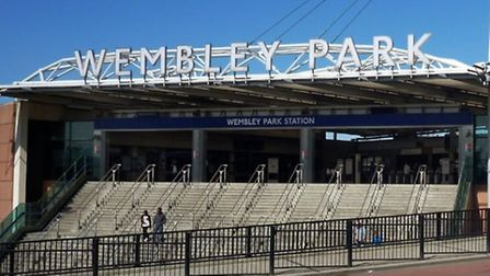 Wembley Park is also served by the Jubilee Line (pic: Google)