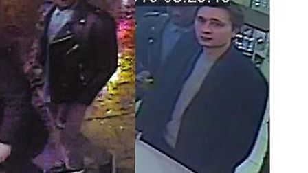 Police want to speak to these two people in connection with an Islington assault