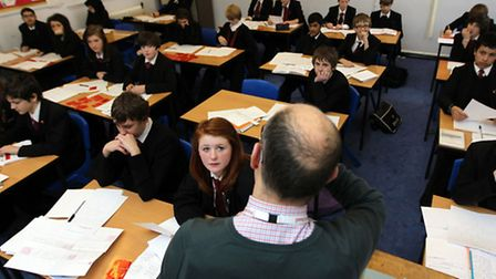 More than 80 per cent of Havering children will go to their preferred school. Picture: David Davis/P