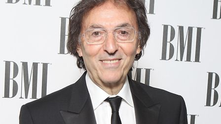Don Black attends the BMI Awards at the Dorchester in Central London.