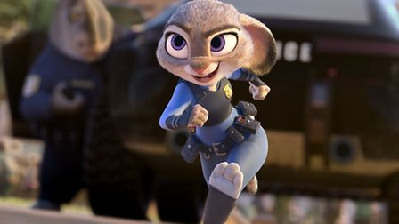 Zootropolis.�2015 Disney. All Rights Reserved.