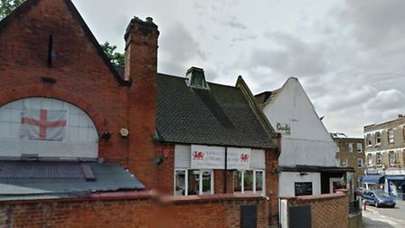 The Gwalia is in Manor Park Road (Pic: Google)