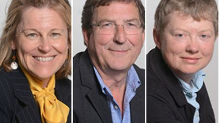 Opposed: Councillors Helen Carr, Keith Perrin and Janice Long
