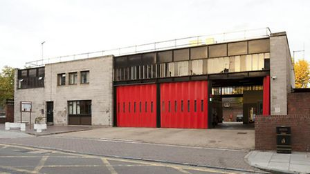 Holloway fire station