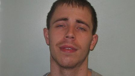 Grant McCarroll, 22, was jailed for eight years
