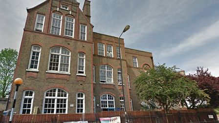 Thornhill Primary School in Thornhill Road, Islington (Picture: Google StreetView)