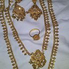 The victim is appealing for help in tracing �45,000 of gold jewellery stolen during the raid