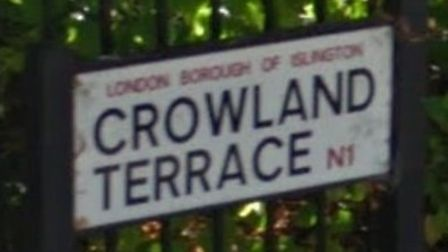 Crews were called to Crowland Terrace just after 1.30am. Picture: Google Maps