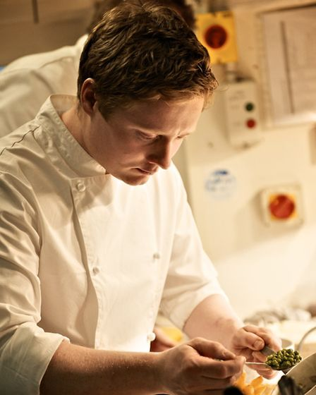 Adam Thomason: 'My passion for food is too huge. I couldn't imagine doing anything else'