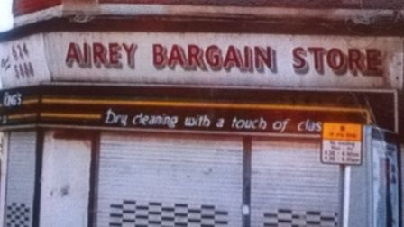Airey Bargain Store was one of the country's first 24-hour shops