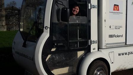 An Islington-based charity has started a fundraising campaign to buy a milk float and turn it into a