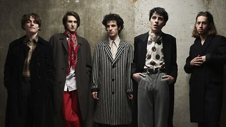 Swim Deep are performing at the festival