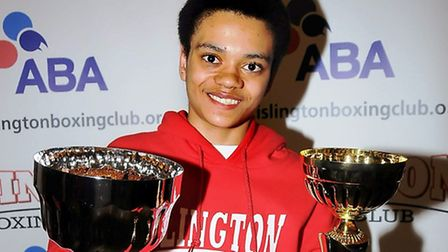 Islington BC's Joshua Strong was named best home boxer on his debut at the club's open show at the B
