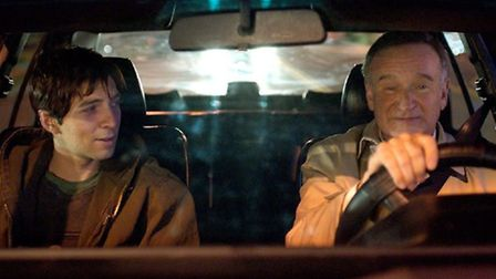 Robin Williams stars in Boulevard, his last on-screen appearance