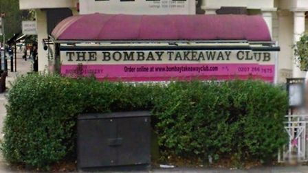 The Bombay Takeaway Club is Maida Vale (Pic: Google)