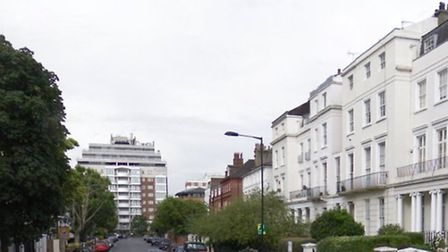 Abercon Place is in St John's Wood (pic: Google)