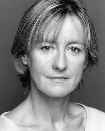 Playwright Kate Lock. Picture: Claire Grogan