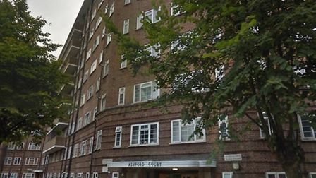 Imelda Molina was stabbed at her home in Ashford Court, Cricklewood