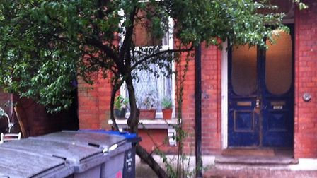 Rogue landlord Douglas Gerard-Reynolds rented out this property in Anson Road (Pic: Brent Council)