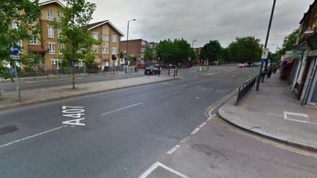 Police were called to Church Road this evening (Pic: Google)