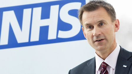 Health secretary Jeremy Hunt: 'Sympathises' with the idea of charging for missing appointments (Pict