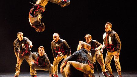 The Ruggeds, an eight-strong crew from Eindhoven which won the B-Boy Championships world final last