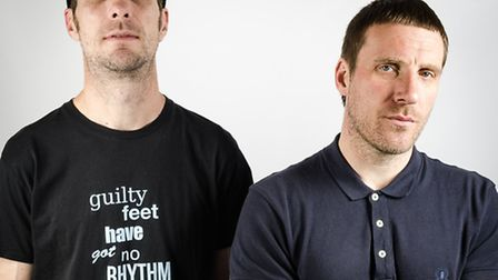 Sleaford Mods are on the Field Day line-up