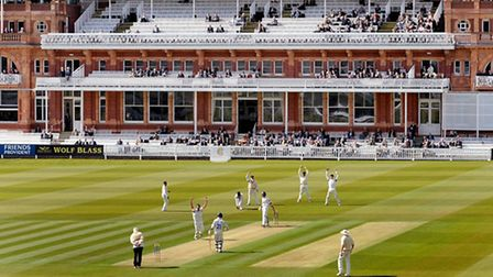 Marylebone Cricket Club hosting Sussex at Lord's (Picture: Anthony Devlin/PA Wire)