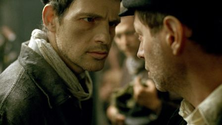 A scene from Son of Saul