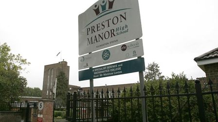 Preston Manor School is in the top 20 per cent