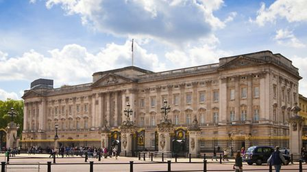 Dennis Hennessy is accused of trespass at Buckingham Palace