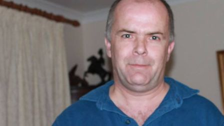 Father Bruce Norval was living in Kilburn when he learned he had been infected with hepatitis C duri