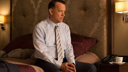 Tom Hanks stars in A Hologram for The King. Picture: Frederic Batier