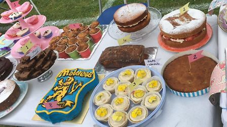 Magical Malorees Junior Bake Off entries was part of an entertainment of fun at the school's village