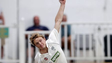 Jordan Gregory took four wickets for North London in their win at Kenton