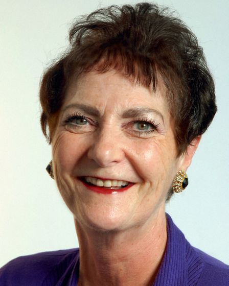Jacqueline Docherty is the trust's chief executive