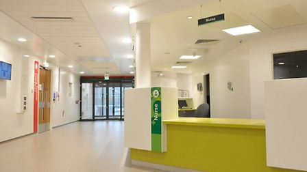 Northwick Park Hospital's A&E unit was praised by the CQC