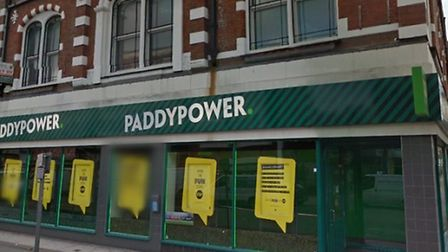 Paddy Power already has a branch in Kilburn High Road (Pic: Google Street View)