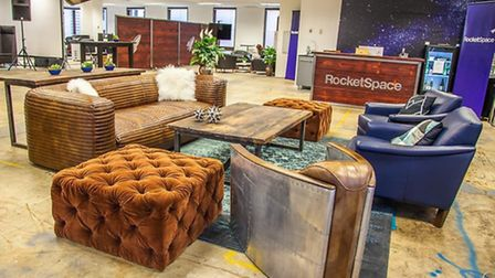Rocketspace's San Francisco offices