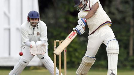Chris Arul hit a century for Highgate in their win over Wembley