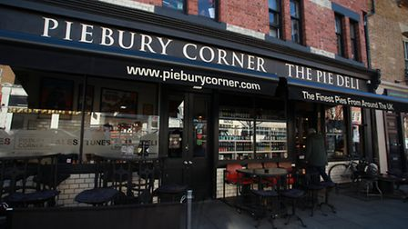 Piebury Corner in Holloway Road (Picture: Isabel Infantes)
