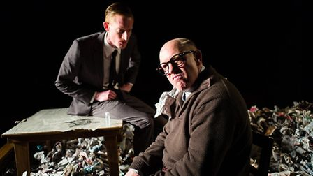 Christie in Love at the King's Head Theatre. Picture: Chris Tribble