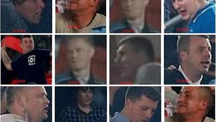 Police would like to speak to these 12 people