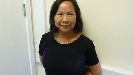 Dr Ethie Kong, chair of Brent Clinical Commissioning Group