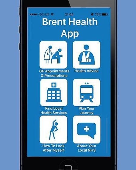 New health app providing up-to-date information about health services for free